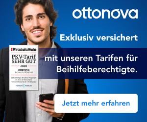 ottonova - die private Krankenversicherung f?r Beamte.