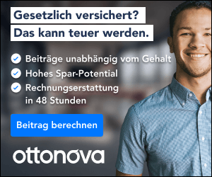 Ottonova - reduced to the best